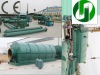 2012 hot sell tire recycle oil machine