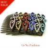 Fashion Plastic Rhinestone Hair Comb