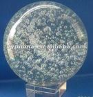 crystal bubble ball