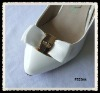 bow shoe accessories shoe clip