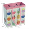 2012 new design fashion shopping or gift paper bags with handles