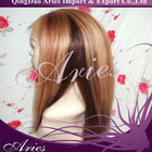"""full lace wig indian remy human hair 16"""" 2-30# silk straight"""