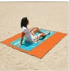 pp eco friendly beach mat for children, family beach mats
