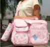Fashion baby diaper bag