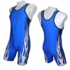 Men's Fashion Custom Wrestling Singlets