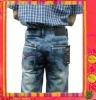 Men's hot sell fashion denim jeans