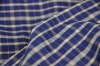 100% cotton polyester Yarn dyed fabric