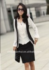 2011 fashion ladies' waistcoat