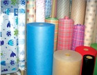 Plain and Printed PEVA/ PE/ EVA plastic film