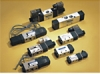 5 way 3 position direction solenoid Valve for automatic