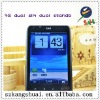Fashion 3.5 inch Android dual card dual standby smart phone