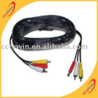 cctv camera cable with video audio and power/security camera cable