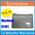 Laptop keyboards for MacBook 13.3'' A1181 with Touchpad,for MacBook A1181 US top case