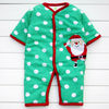 2012 Christmas winter cute baby clothes unisex baby romper