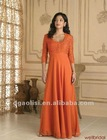 Ladies Fashion Mother Of Bride Evening Dress