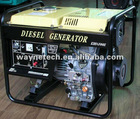 Single Phase 5 kva Portable Single-cylinder diesel generator