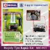 DIY Bicycle Repait Kit