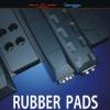 Rubber Pad 500GBC
