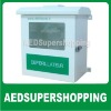 Weatherproof Metal AED cabinet w/alarm&strobe