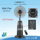 2012 New model LED Display 75 W Green Fan