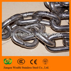 DIN Stainless Steel Welded Link Chain