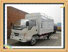 Top quality Famous Foton 5 cbm military cargo truck