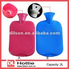 Transparent PVC Hot Water Bottle BS Standard 2000ml