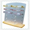 acrylic eyewear displays