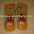 2012 newest Japanese style drees slipper