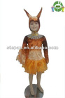 TZ-68042 Fox Halloween Costume For Kids