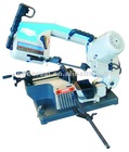 MACC MINI CUT band saw cutting