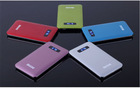 CE+ROHS BD-U1 First Ultra-thin With digital percentage power Hot Selling Mobile Power Bank 4500mA