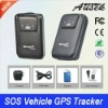 GPS Car Tracking System AK-GT03A GPS Tracker built-in Antenna GPS with 2600mAh High Capacity Battery
