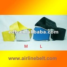 Aircraft quality lady belts