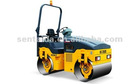 xcmg XD41 double drum 4 ton vibratory light road roller mini compactor