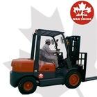 2.5t Diesel forklift truck