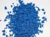 blue EPDM granular