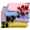 bamboo fibre jacquard bath towel