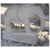 Granite Elephant Statue