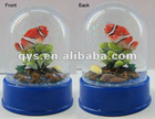 snow dome bases,souvenir snow globes