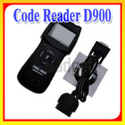 NEWEST!!! D900 CANBUS OBD2 Live PCM Data Code Reader 2012 Version