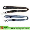 Secondary color lanyard