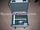 2013 new design USD style Aluminum tool case with tool board and size 420*300*120MM