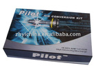 New 50W/55W Pilot XENON HID CONVERSION SINGLE BEAM KIT