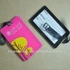 2012 clear pvc luggage tag
