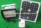 10W led flood light solar sensor light