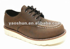 "Men's 4"" Goodyear Welt Moc-toe EH Casual Shoes"