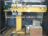 Sweet corn thresher cutting machine