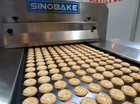Fully automatic wire cut and depositor cookie machine