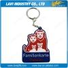promotion pvc keychain